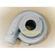 Automobile Engine Turbo Charger Housing HPDC Die
