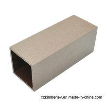 Post-WPC de plástico compuesto de madera de protección ambiental