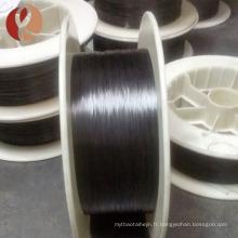 Fil de nickel haute pureté et haute qualité 0,025 mm