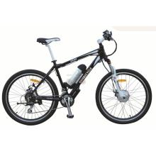 "26"" 21 Speed Mountain Electric Bike With Suspension"