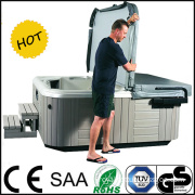 High Quality Massage with Video Round Pool SPA Balboa System