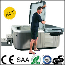 USA Aristech Acrylic SPA Whirlpool Portable Bathtub 6 Person