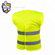 Wholesale safety vest reflective vest construction equipment for man work on airport