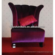 Chaises hautes en bois anciennes à vendre XY4885