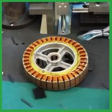Balance Motor Insulated Hub Armature Wedge Inserting Machine