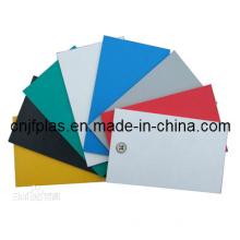 ABS Flame Retardant Plastic Sheet / ABS Fire Resistant Sheet