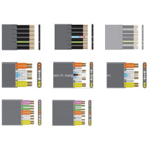 Série complète Ascenseur Flat Travelling Cable