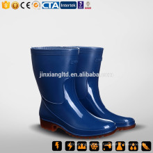 CE China New Rubber & PVC Rain Boot & PVC insulative injection boots