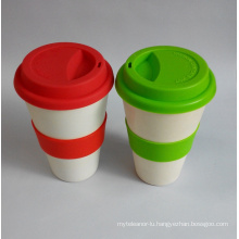 (BC-C1033) Hot-Sell Bamboo Fibre Coffee Cup