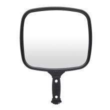 Beauty Mirror Fashion Portable Cosmetic Double-Sided Desktop Metal Stainless Steel Mirror