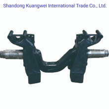 Mining Dump Truck Front Axle Housing for Dongfeng Dfm Truck Spare Parts 2301e-010
