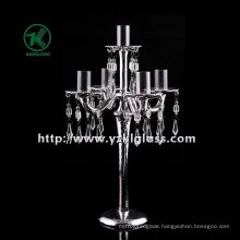 Glass Candle Holder for Home Decoration by BV...