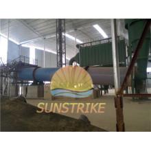 Máquina secadora de bentonita de gran capacidad / secador de Bentonita con buena calidad