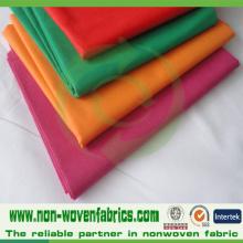 Fournisseur fiable de tissu non-tissé de pp