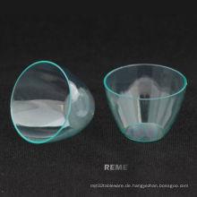 Plastikschale Einwegschüssel Mini Schüssel 1.2 Unze