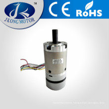 57mm 36v 4000rpm brushless dc motor with gearbox