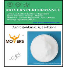 Pure High Quality 4-Androstenetrione 99% 2243-06-3