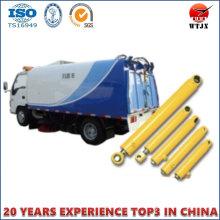 Cilindro hidráulico para caminhão de lixo / caminhão de saneamento