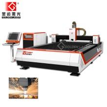 Fiber Laser 1000W CNC Metal Laser Cutting Machine