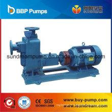 Pompe à eaux usées submersible