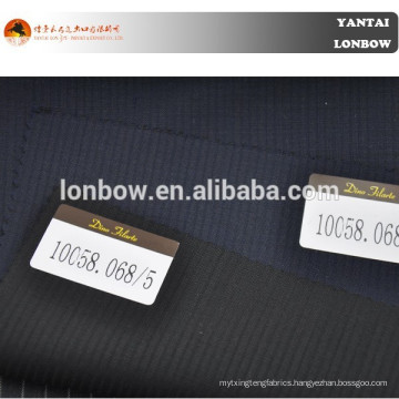 Comfort Italy super 110's wool fabric by the yard for business suit