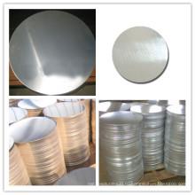 Алюминиевый листовой диск для посуды 1100 1050 3003