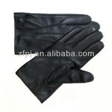 Piel de oveja smartphone uso suave toque guantes