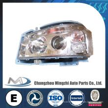 Lampe de tête, comment utiliser le camion, la partie de camion benne pour la lampe, les pièces de lampe pour camion Howo,
