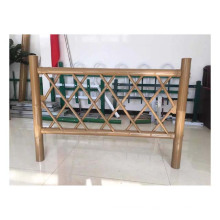 hot sale Garden Horticulture bamboo fence panel wpc wood bamboo garden fence