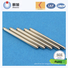 China Hersteller Fabrication High Quality CNC Bearbeitung Carbon Stee Rod