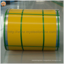 TSGLCC/TDX51D+AZ PPGL Color Coated Steel in Coil for Corrugated Board Used with Better Mill Price