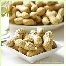 Китайский новый обжаренный арахис в скорлупе в скорлупе