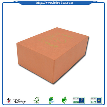 Luxury gift packaging box with foam insert