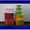 Plastik Tool for Container Box Mould in Molding