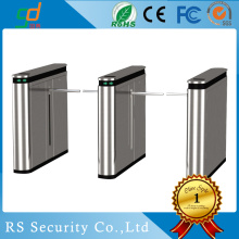 Trio ESD Static Testing Drop Arm Turnstile Barrier