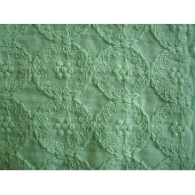 Cotton Embroider Fashion Fabric