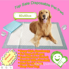 High Quality White Puppy Training Pad