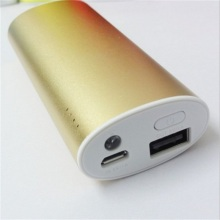 Fuente de alimentación Mini Size 5600mah Battery Power Bank