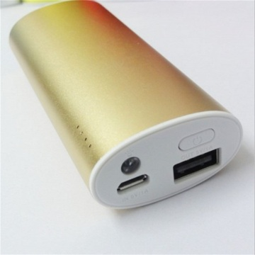 Power Supply Mini Size 5600mah Battery Power Bank
