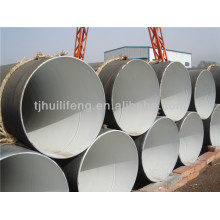 Цементная картонная сварка стальная труба фарфора