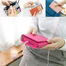Новый бумажный кошелек для смартфонов