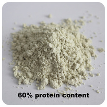 Prix de gros 60% farine de graines de chanvre