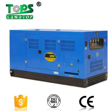 Precio del generador diesel de 500kva refrigerado por agua de alta resistencia