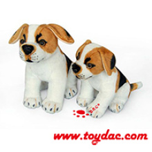 Gefüllte weiche Farbe Hundespielzeug