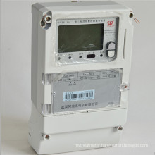 Three Phase Smart Multi Functional Electric Meter with Multi Tariff