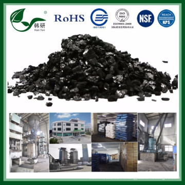 New Activated Carbon Coal Base for Water Treatment