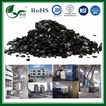 Новый активированный уголь подходит уголь для очистки воды