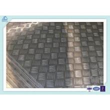 5052 Placa a cuadros de aluminio