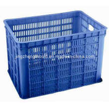 China Plastic Household Crate Mould