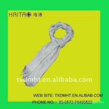 Foulard en sergé massif --- foulards en laine pashmina